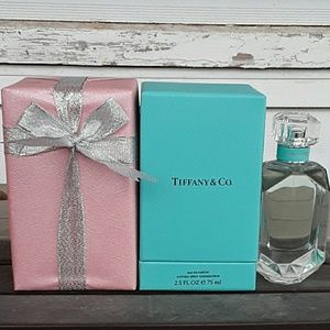 Brand New Tiffany & Co E.D.P. 2.5oz Never Opened